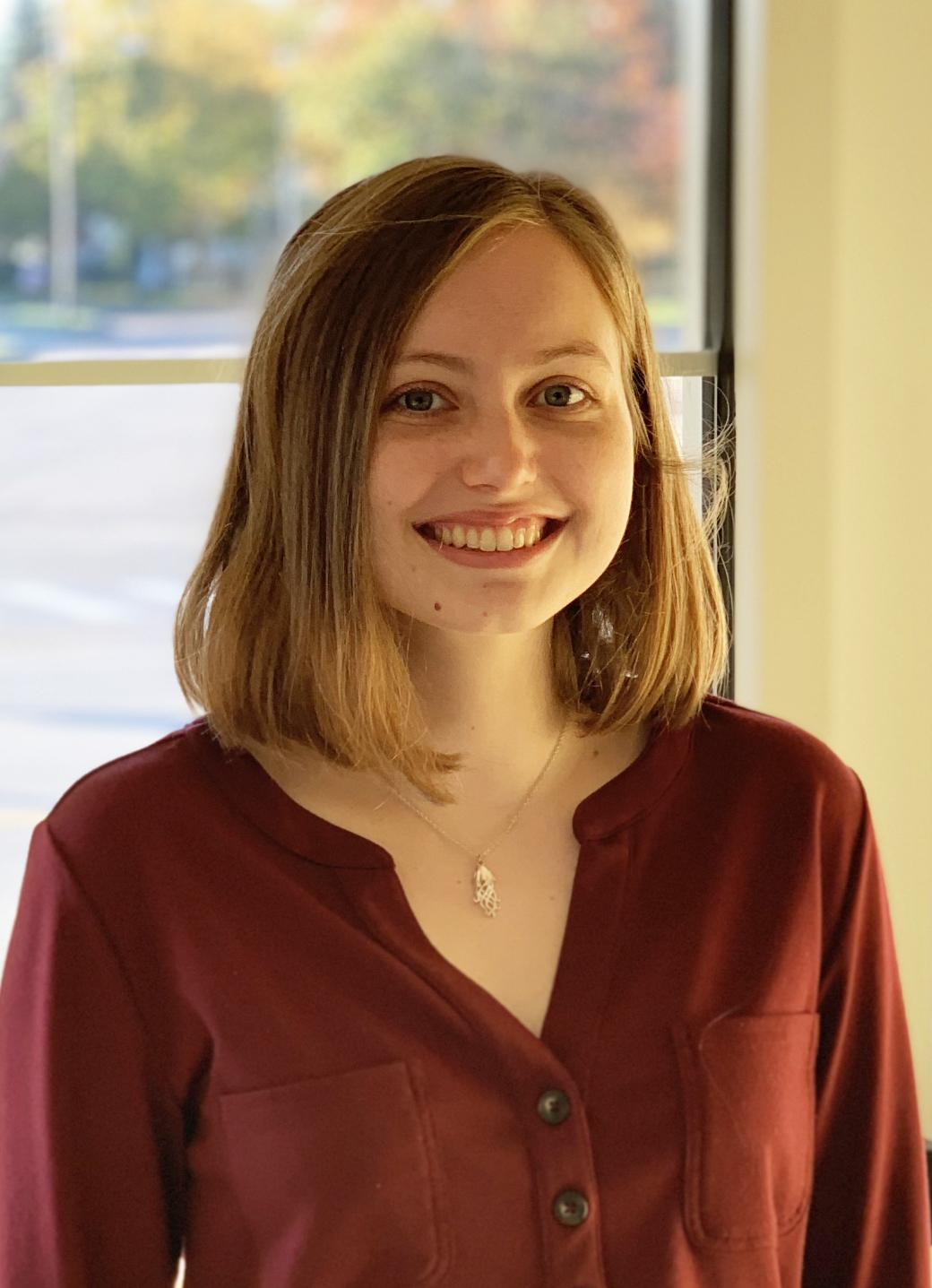 Headshot of Rebecca Klanderman